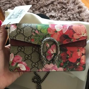 Brand new super mini Gucci bloom purse